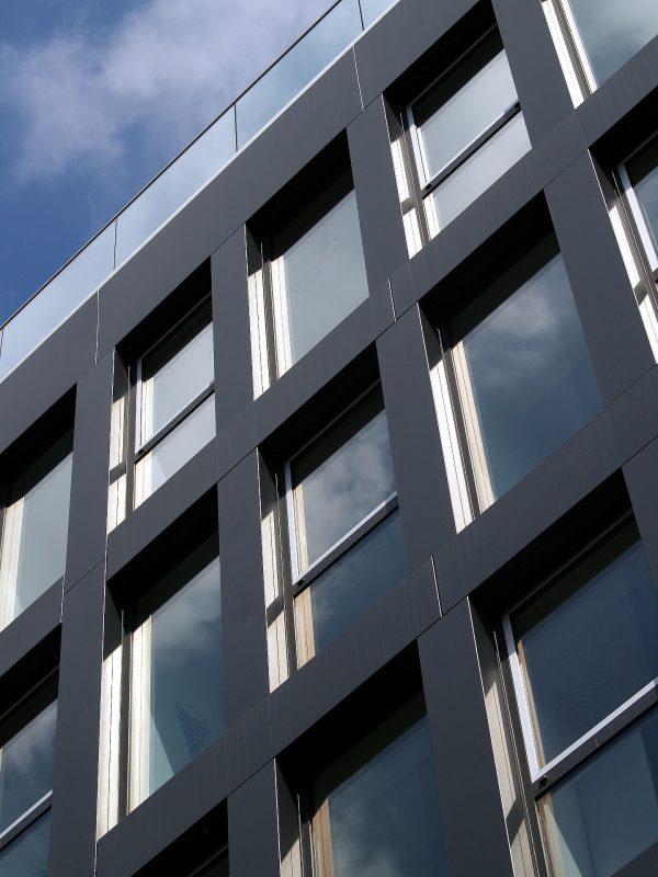 Fenêtre aluminium hueck lambda 65m