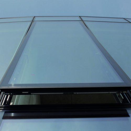 Fenêtre aluminium hueck lambda 110